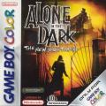 Alone in the Dark: The New Nightmare Game Boy Color Front Cover