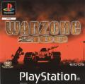 Warzone 2100 PlayStation Front Cover