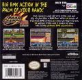 Road Champs: BXS Stunt Biking Game Boy Color Back Cover