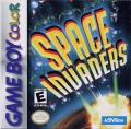 Space Invaders Game Boy Color Front Cover