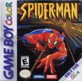 Spider-Man Game Boy Color Front Cover