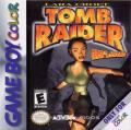 Lara Croft Tomb Raider: Curse of the Sword Game Boy Color Front Cover