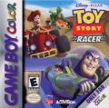Disney•Pixar Toy Story Racer Game Boy Color Front Cover