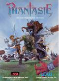Phantasie Commodore 64 Front Cover