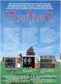 Phantasie Commodore 64 Back Cover