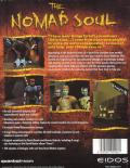 Omikron: The Nomad Soul Windows Back Cover