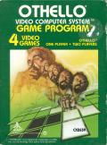 Othello Atari 2600 Front Cover