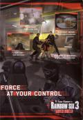 Tom Clancy's Rainbow Six 3: Raven Shield Windows Inside Cover Right Flap