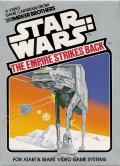 Star Wars: The Empire Strikes Back Atari 2600 Front Cover