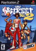 NBA Street Vol. 2 PlayStation 2 Front Cover