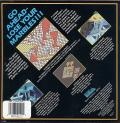 Marble Madness Commodore 64 Back Cover