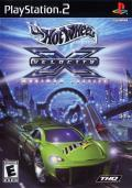 Hot Wheels: Velocity X PlayStation 2 Front Cover