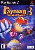 Rayman 3: Hoodlum Havoc PlayStation 2 Front Cover