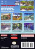 Wave Race: Blue Storm GameCube Back Cover