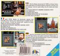Welltris Commodore 64 Back Cover