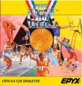 The Games: Summer Edition Commodore 64 Front Cover