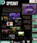 Spycraft: The Great Game Windows Back Cover