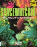 Spacewrecked: 14 Billion Light Years From Earth DOS Front Cover
