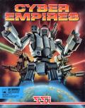 Cyber Empires DOS Front Cover