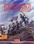 Gettysburg: The Turning Point Commodore 64 Front Cover
