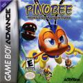 Pinobee: Wings of Adventure Game Boy Advance Front Cover