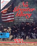 No Greater Glory: The American Civil War DOS Front Cover