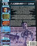 Terminator 2: Judgment Day Commodore 64 Back Cover