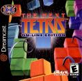 The Next Tetris: On-Line Edition Dreamcast Front Cover