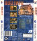 Double Switch SEGA Saturn Back Cover