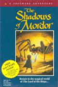 The Shadows of Mordor Apple II Front Cover