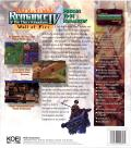 Romance of the Three Kingdoms IV: Wall of Fire Windows Back Cover