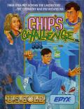 Chip's Challenge DOS Front Cover