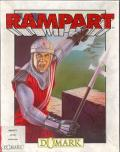 Rampart Commodore 64 Front Cover