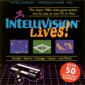 Intellivision Lives! Macintosh Front Cover