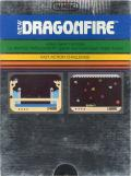 Dragonfire Intellivision Back Cover