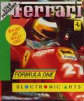 Ferrari Formula One Commodore 64 Front Cover