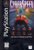 CyberSpeed PlayStation Front Cover