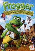 Frogger: The Great Quest Windows Front Cover