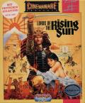 Lords of the Rising Sun Amiga Front Cover