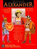 The Great Battles of Alexander Windows Front Cover DeLuxe Edition