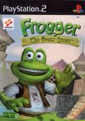 Frogger: The Great Quest PlayStation 2 Front Cover