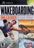 Wakeboarding Unleashed featuring Shaun Murray Xbox Front Cover