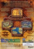 Rise of Nations Windows Back Cover