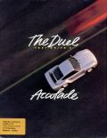The Duel: Test Drive II Commodore 64 Front Cover