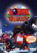 Worms Blast Windows Front Cover