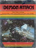 Demon Attack Atari 2600 Front Cover