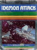 Demon Attack Intellivision Front Cover