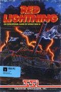 Red Lightning DOS Front Cover