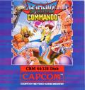 Bionic Commando Commodore 64 Front Cover