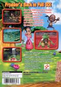 Frogger: The Great Quest PlayStation 2 Back Cover